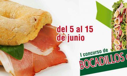 I Concurso de Bocadillos de Autor Provincia de Teruel (hasta el domingo 15)