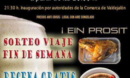 X Feria de la Cerveza de La Almunia (viernes 18 y sábado 19)
