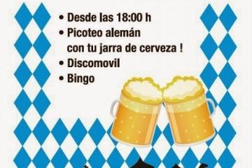 BISCAFEST. 2ª fiesta de la cerveza en Biscarrués (sábado, 12)