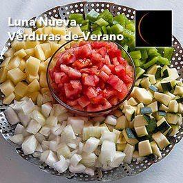 Taller 'Las verduras del verano…desde el pisto hasta la fritada' (jueves 24)