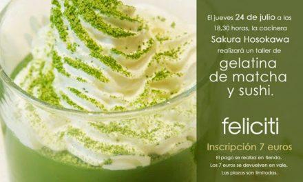 Taller de gelatina (jueves, 24)