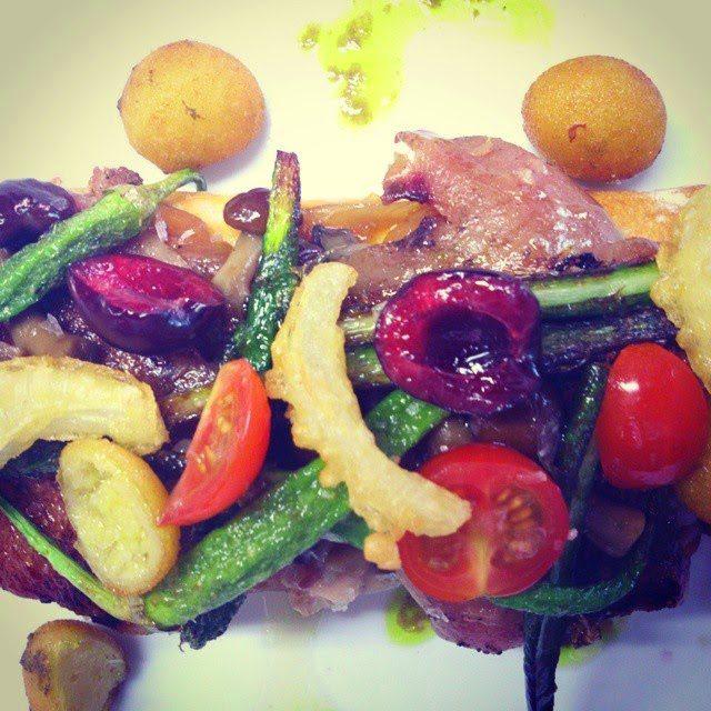 Menú semanal en Urola por 17 euros (del 14 al 19 de julio)