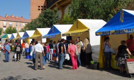 Mercado Agroalimentario de Ejea de los Caballeros (viernes 18)