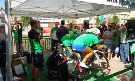Bicicleta Solidaria para donar alimentos (martes, 2 de septiembre)