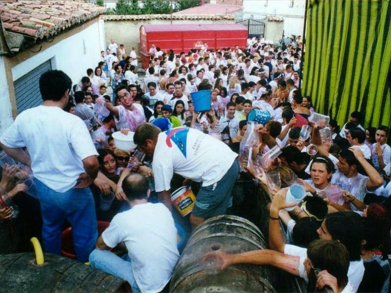 Fiesta de la sopeta (sábado, 16)