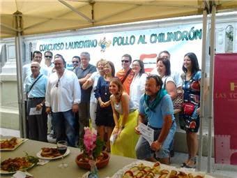 Concurso de pollo al chilindrón (domingo, 3)