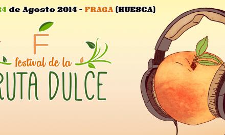 Festival de la fruta dulce (del miércoles 20 al domingo 24)