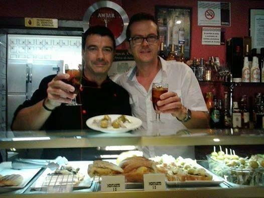 Vermú & sifón en el Bar El Fútbol (sábado, 2)