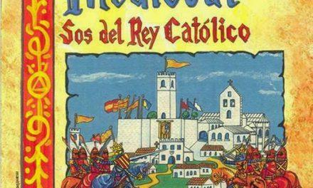Feria medieval en Sos del Rey Católico (días 2 y 3 de agosto)