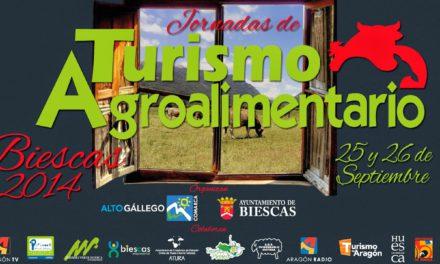 Jornadas de turismo agroalimentario (días 25 y 26)