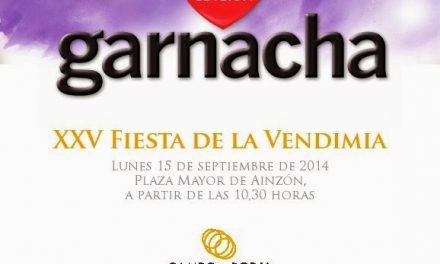 Fiesta de la Vendimia del Campo de Borja (lunes 15)