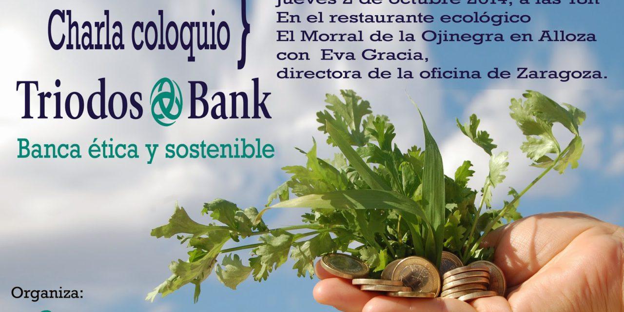 Banca ética en La Ojinegra (jueves, 2)