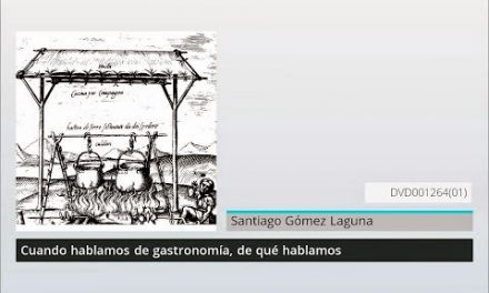 Ciclo de conferencias on-line sobre cultura y gastronomía (martes, 23)