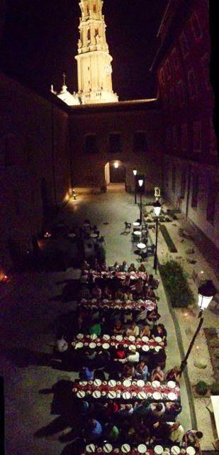 Una noche en Palacio. Cena en el Museo Diocesano (viernes, 3 y 10 de octubre)