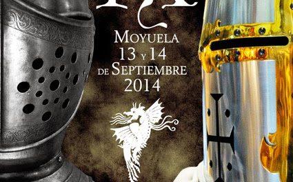 Feria y Mercado medieval de Moyuela (sábado 13 y domingo 14)