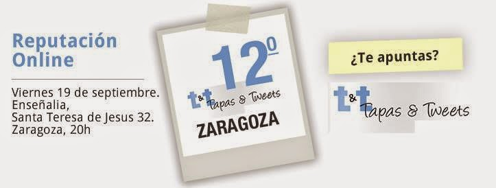 Tapas and Tweets (viernes, 19)