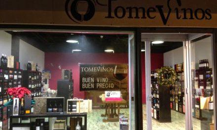 Copa gratuita de vino de garnacha en TomeVinos (viernes, 19)