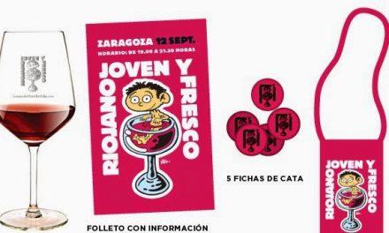 El vino de Rioja en Zaragoza (viernes, 12)