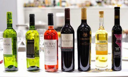 Cata de vinos de Canarias (miércoles, 1)