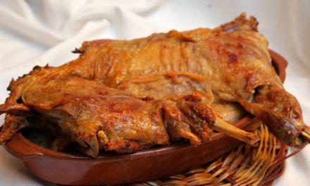 Menú del Pilar en LA BODEGA DE CHEMA (del 3 al 13 de octubre)