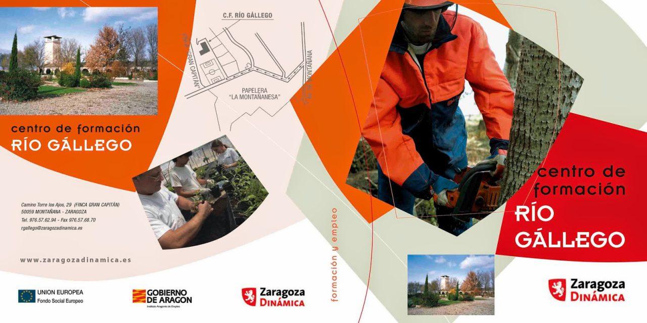 Abierto del plazo de inscripción para los cursos de Formación para el Empleo 2014/15 de Zaragoza Dinámica