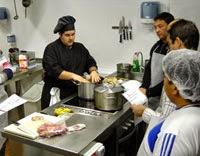 Curso de Cocina de tapas creativas  en la Escuela Azafrán (del 21 al 23 de octubre)