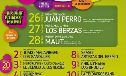 Actividades infantiles en la Carpa del Ternasco de Aragón (del 4 al 13)