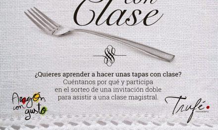 ARAGÓN CON GUSTO. Demostración de cocina con Ternasco de Aragón y más (miércoles, 29)