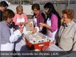Fiesta de la chireta (domingo, 18)