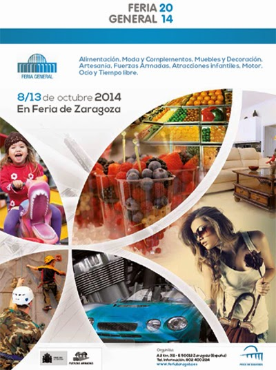 Feria general de Zaragoza (del 8 al 13)