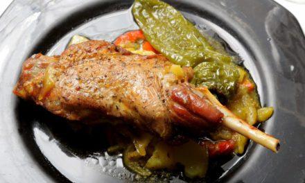 Aragón con Gusto, menús de los restaurantes de Teruel (del 24 de octubre al 9 de noviembre)