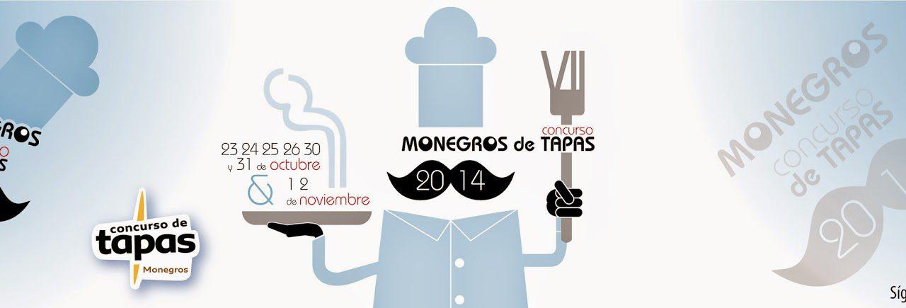 Concurso de tapas (días 25 y 26, 30 y 31 de octubre, 1 y 2 de noviembre)