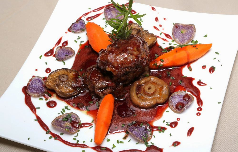 Aragón con Gusto, menús de los restaurantes de Huesca (del 24 de octubre al 9 de noviembre)