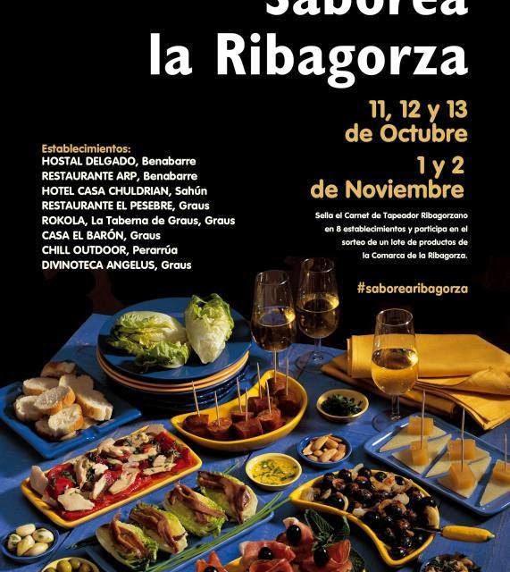 Saborea Ribagorza (días 1 y 2 de noviembre)