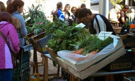 Jornada, Sembrando soberanía alimentaria en Zaragoza (jueves, 30)
