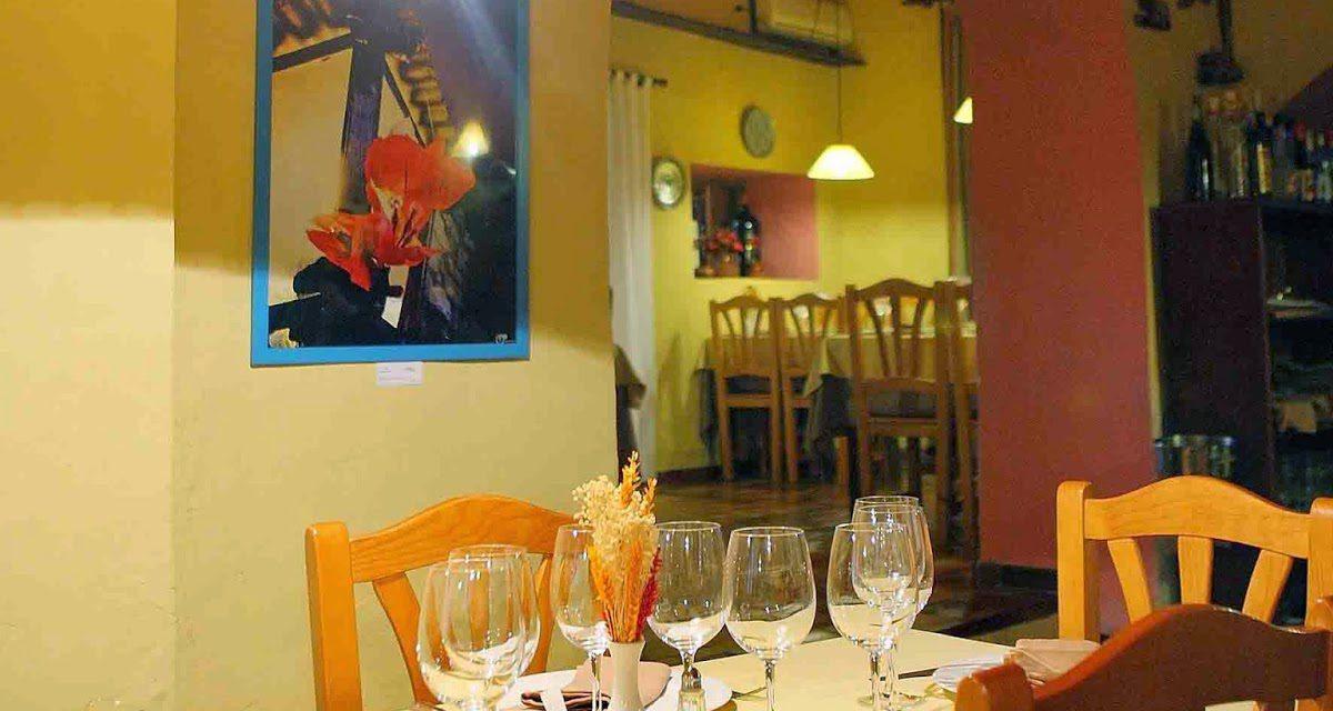 ARAGÓN CON GUSTO. Demostración de cocina por el restaurante La Rebotica (viernes, 7)