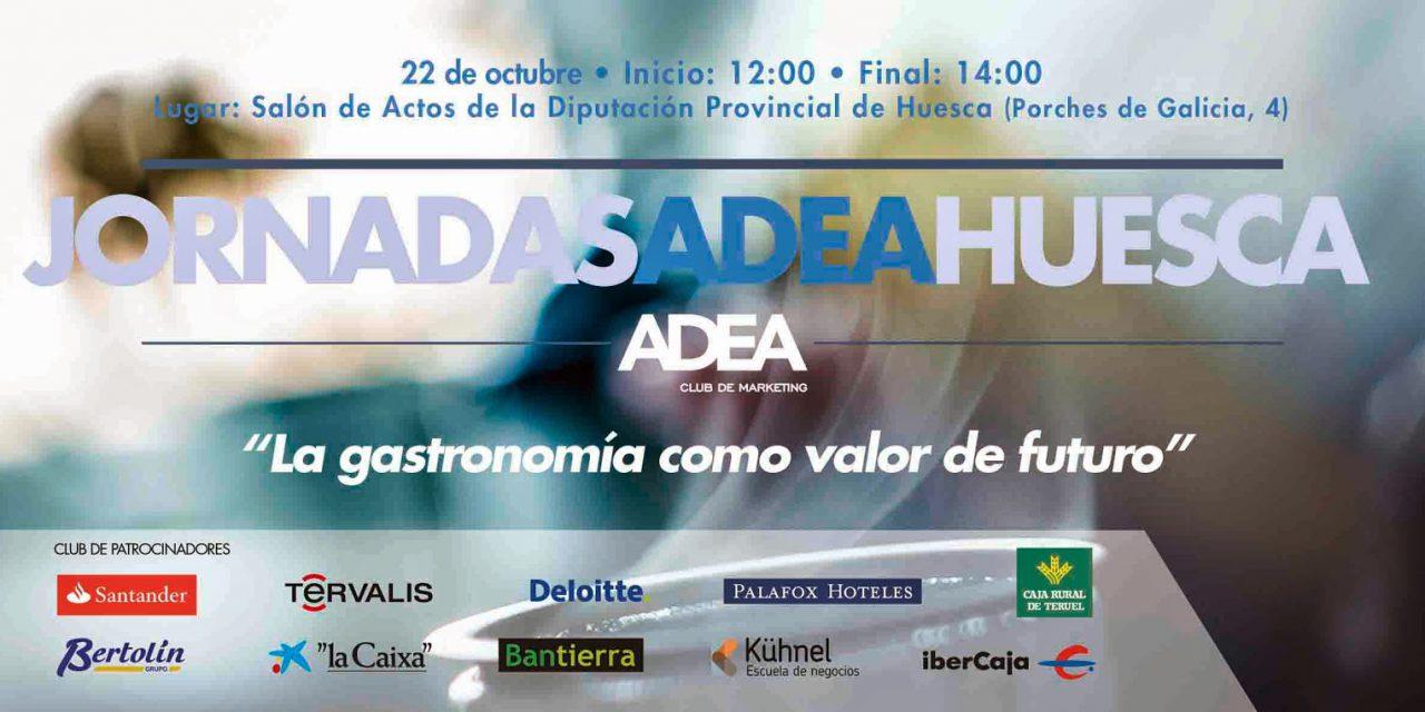 Jornada La gastronomía como valor de futuro (miércoles, 22)