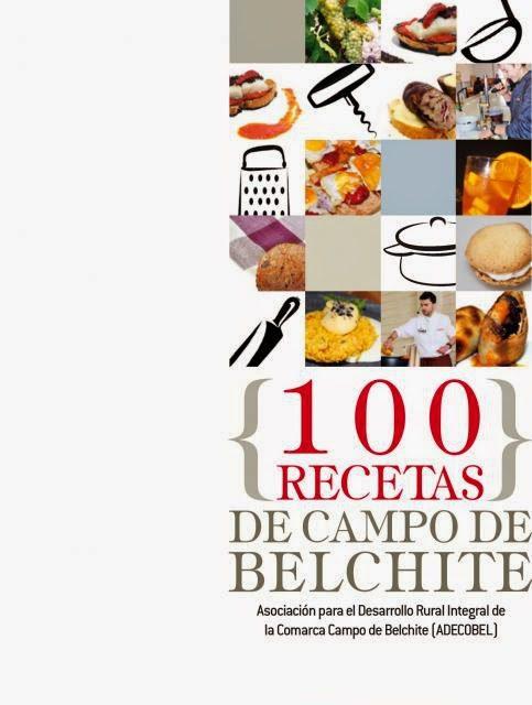Presentación del libro 100 Recetas Campo de Belchite (domingo, 30)