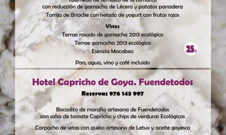 VIII Jornadas Gastronómicas Campo de Belchite (del 8 al 30)