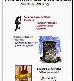 Presentación de vinos en El Broquel (jueves, 13)