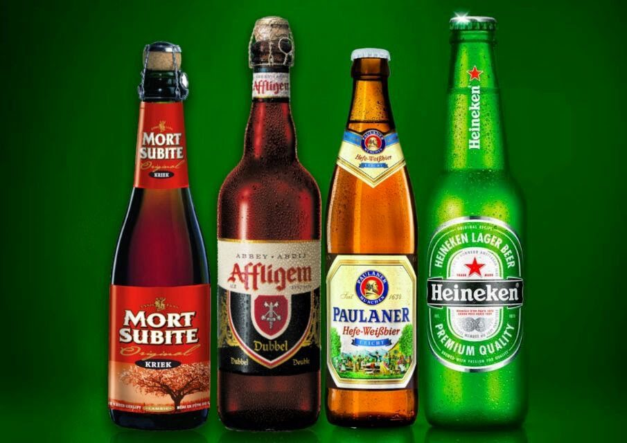 Cata maridada de cervezas (jueves, 27)