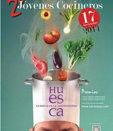 II Concurso Provincial de Cocineros Huesca, La Magia de la Gastronomía (lunes, 17)