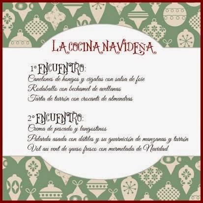 Encuentros gastronómicos sobre la cocina navideña (miércoles y jueves, 3 y 4 / 10 y 11)