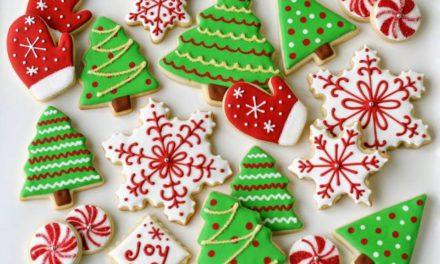 Taller de galletas de navidad (jueves, 4)
