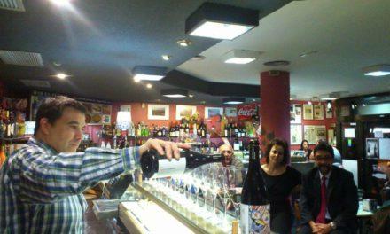 Cata coloquio a ciegas en el bar El Fútbol (jueves, 20)