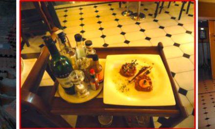 Menús en La Matilde (hasta finales de 2015)