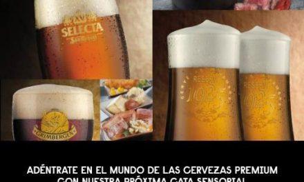 Cata maridada de cervezas en La Parrilla Albarracín (miércoles, 26)