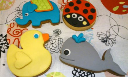 Taller Diseña galletas en familia (viernes, 28)