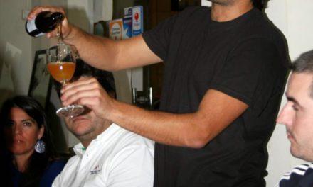 Cata de cervezas artesanas (viernes, 28)