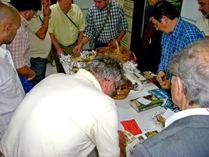 XXV Jornadas del Grupo Micológico Caesaraugusta, excursión (sábado, 22)